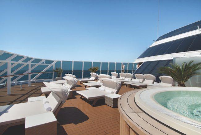 Wellness Cruise Oceania Cruises