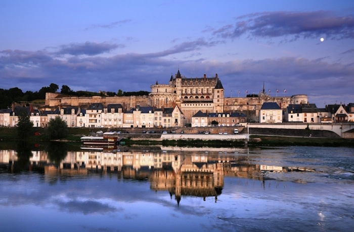 Amboise Castle © L. de Serres