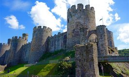 Conwy Castle, why you should visit