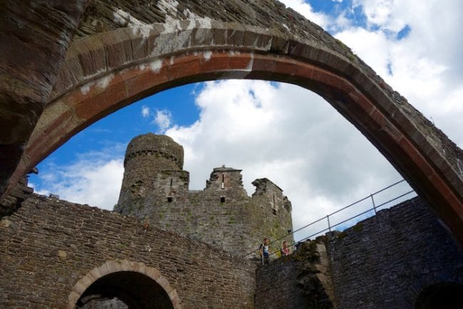 Conwy Castle guide