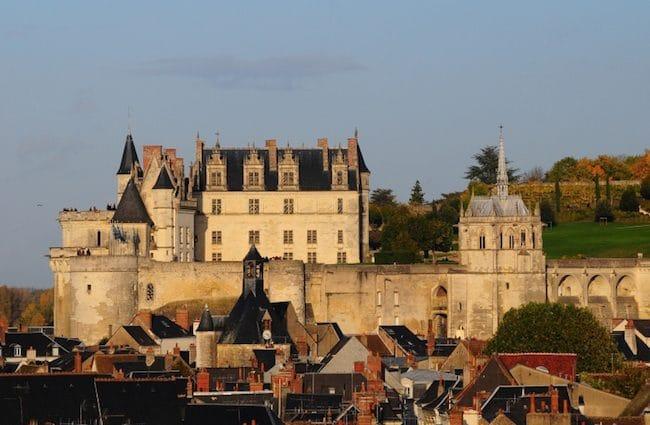 Visiting Château d'Amboise © L. de Serres