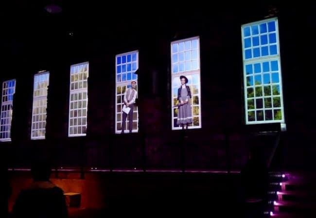 Val Jalbert multimedia show