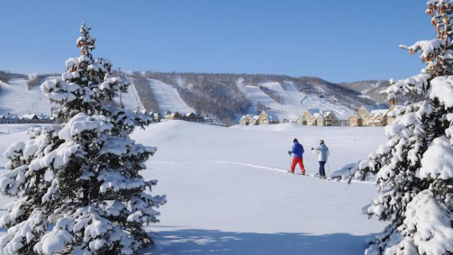 Winter Sports at Blue Mountain