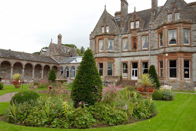 Castle Leslie Irish Castle hotel