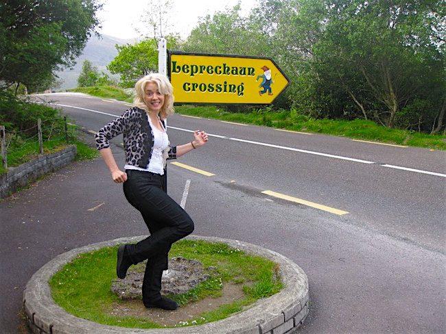 Wandering Carol TBEX in Ireland