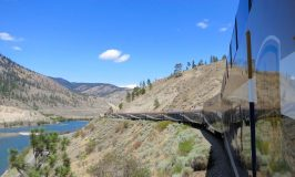 Canadian Rockies train journeys: Rocky Mountaineer destinations