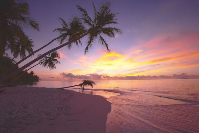 Sunset Fili, photo credit Visit Maldives
