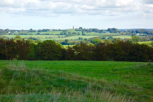 View from Hill of Tara