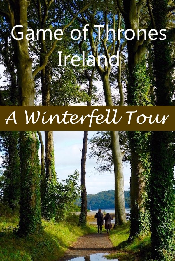 If you're a Game of Thrones fan, you'll love this tour of Winterfell near Belfast in Ireland #Winterfell #Ireland #Westeros #GameofThrones #GOT #NorthernIreland #Tours