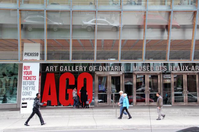 Toronto attraction, AGO
