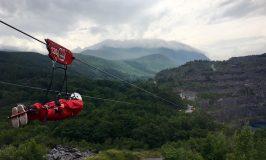 Zip World Velocity Zipline, Wales – the world's fastest zipline