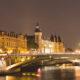 Visiting the Seine and La Conciergerie
