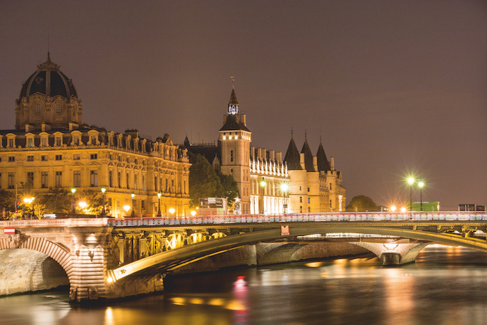 Visiting the Seine and La Conciergerie