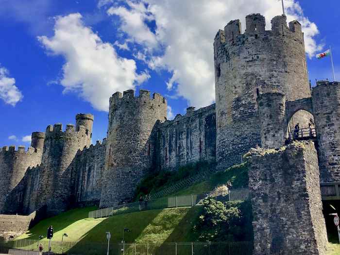 Visit Conwy Castle Wales