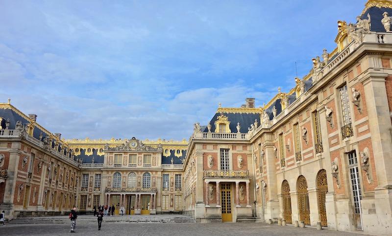 Best way to tour Versailles