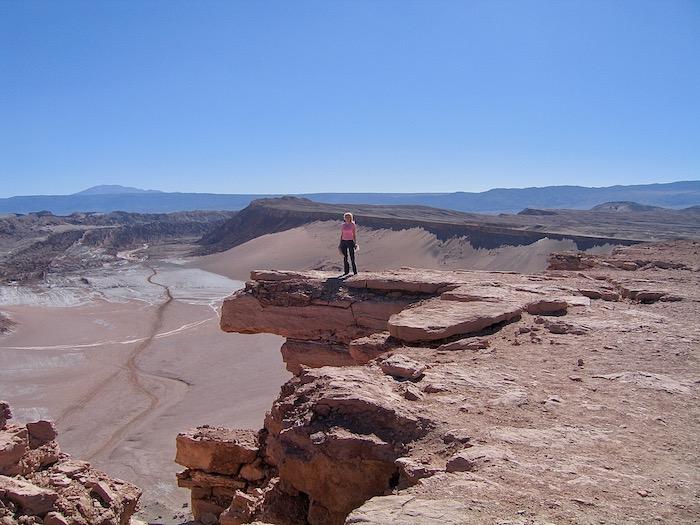 Coyote Rock Atacama Desert
