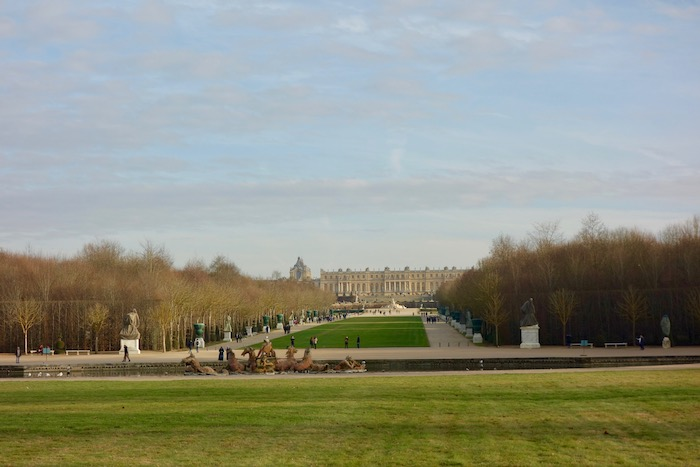 Grounds at Chateau de Versailles