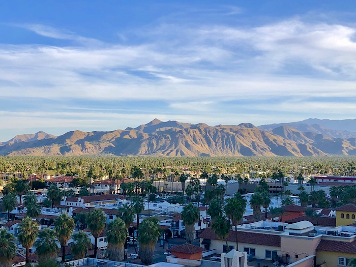 Where to stay in Palm Springs