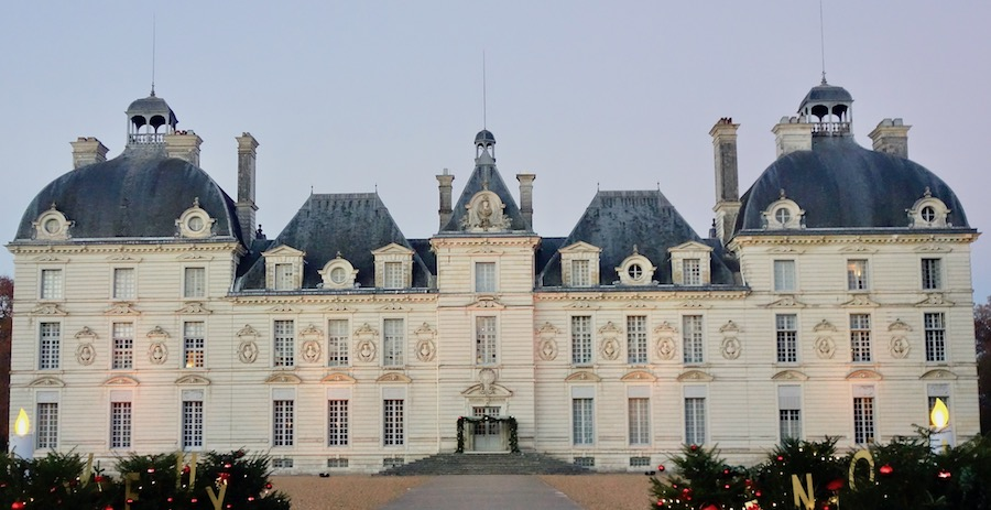 Chateau de Cheverny Loire Valley France