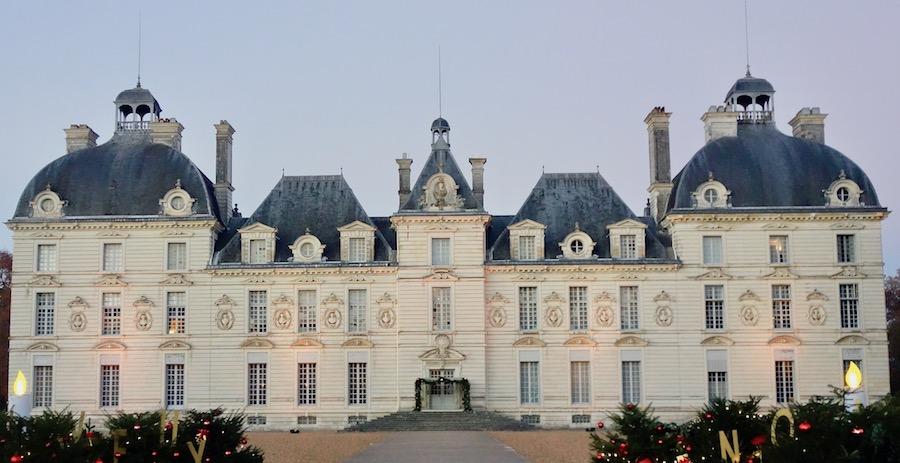 Chateau de Cheverny Loire Valley France