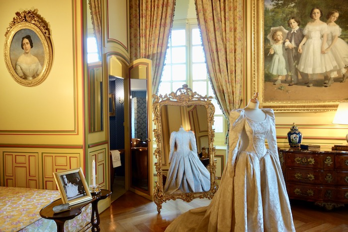 Chateau de Cheverny interior