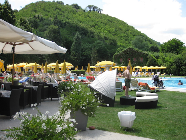 Hotel Preistoriche Montegrotto Terme Italy spa