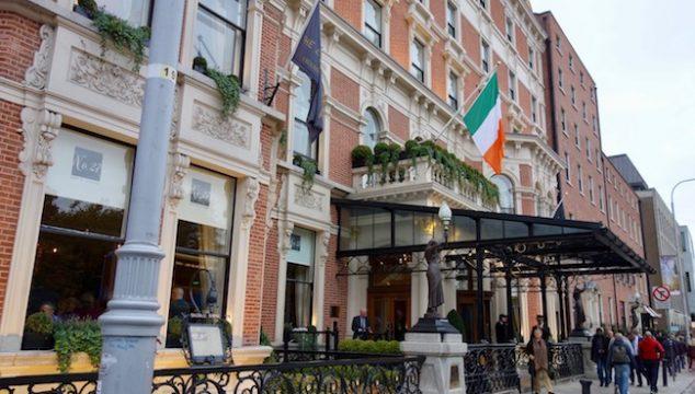 Hotel review: The Shelbourne Hotel Dublin, Ireland