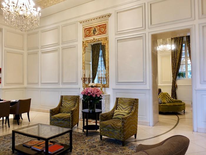 5-star hotel in Quito, Casa Gangotena