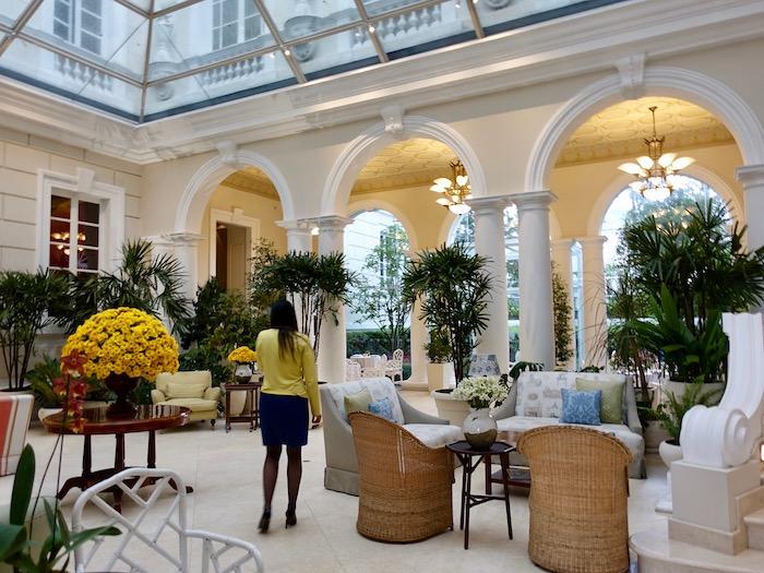 Casa Gangotena, top luxury hotel in Quito