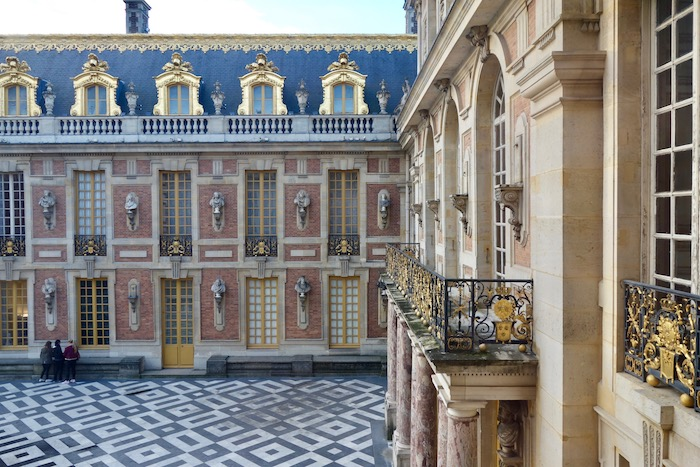 Things to do at Versailles, tour the chateau