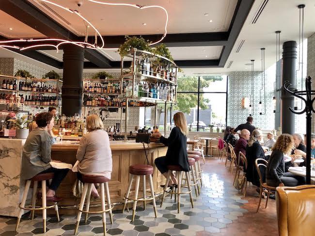 Where to eat east side Toronto Broadview Hotel