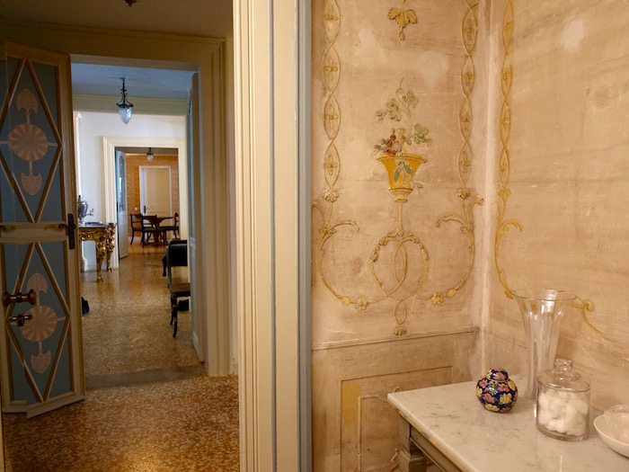Luxury rental accommodation in Venice, Palazzo Grimani