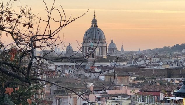 Unusual things to do in Rome - city scene
