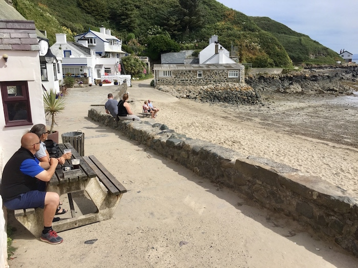 Best beach bar in Wales