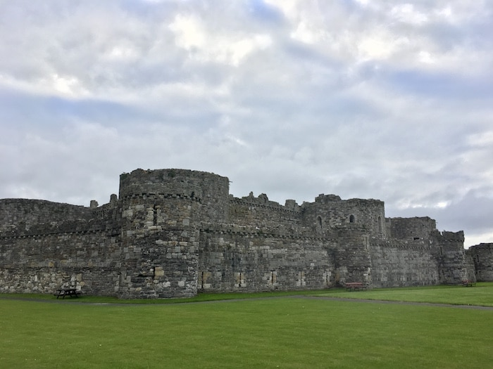 Where to go in Wales, Beaumaris Castle in North Wales