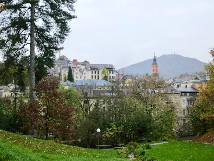 Baden-Baden spa town