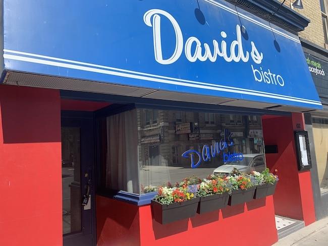 David's Bistro London Ontario