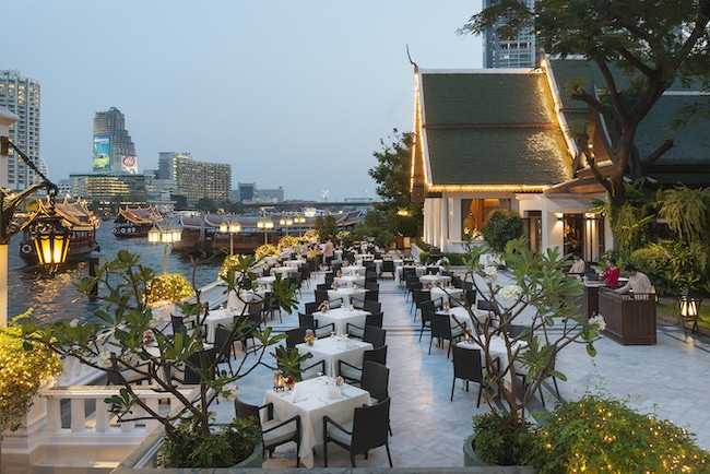 Mandarin Oriental Bangkok, one of the best resorts in Thailand Photo credit Mandarin Oriental