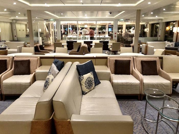 Aquavit Lounge on Viking Cruises