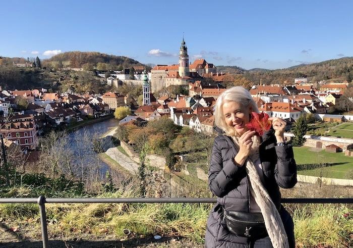 Cesky Krumlov excursion on our Viking Danube Cruise