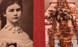 Picture of Empress Elizabeth of Austria at the Sisi Museum in Vienna