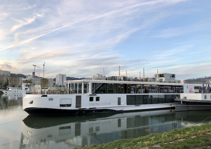 Viking Cruises on the Danube, Viking Ullur Longship