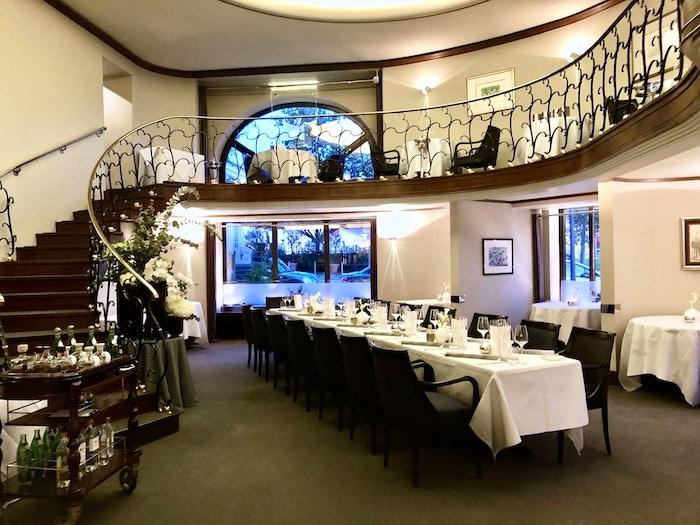Ente Restaurant