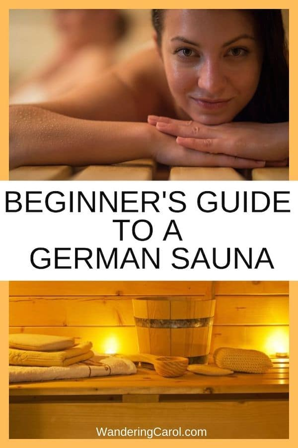 Here\'s an essential guide to German sauna etiquette, from getting nude (yes, it\'s a rule) to where to put your flip flops.  #GermanSauna #GermanSaunaEtiquette #GermanySaunaCulture #GermanSaunas #Spas #Sauna #SaunaRules