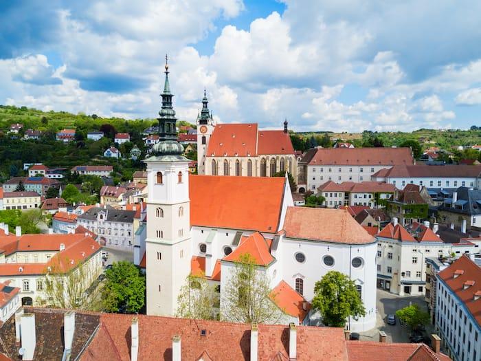 Krems Austria Wachau Cathedral