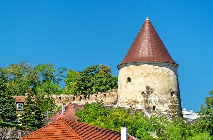 Pulverturm Gunpowder in Krems Austria