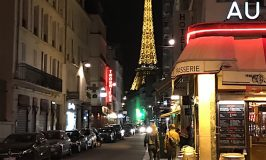 Corner of Avenue de la Tour Maubourg and Rue Cler