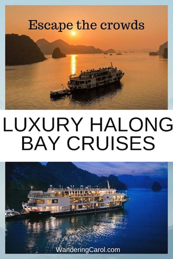Escape the Crowds on a Luxury Halong Bay Cruise