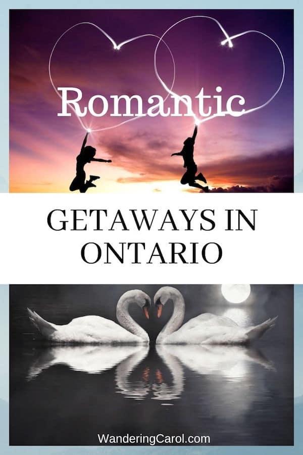Romantic Getaways in Ontario