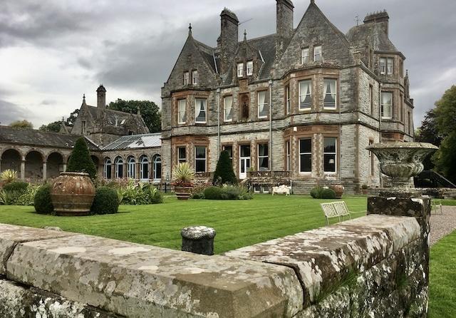 castle leslie estate in ireland